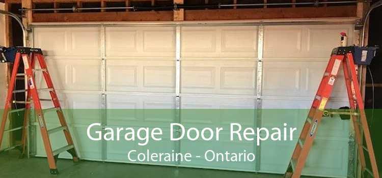 Garage Door Repair Coleraine - Ontario