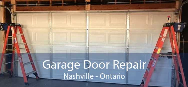 Garage Door Repair Nashville - Ontario