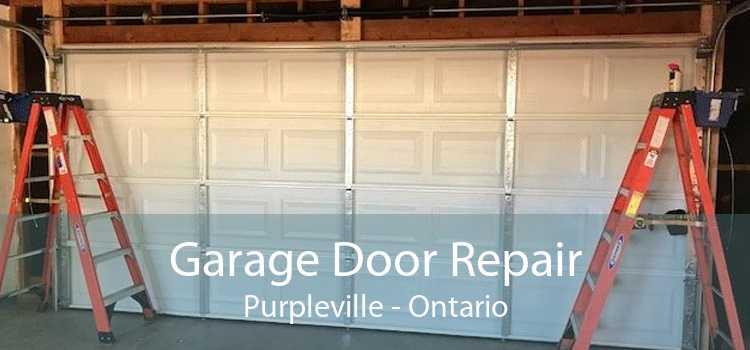 Garage Door Repair Purpleville - Ontario