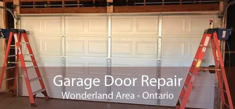 Garage Door Repair Wonderland Area - Ontario